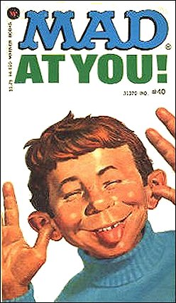 Mad at You #40 • USA • 1st Edition - New York