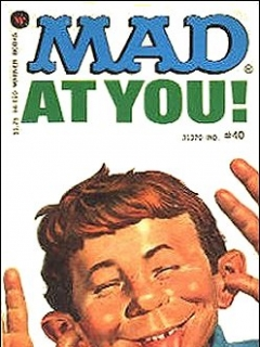 Go to Mad at You #40 • USA • 1st Edition - New York