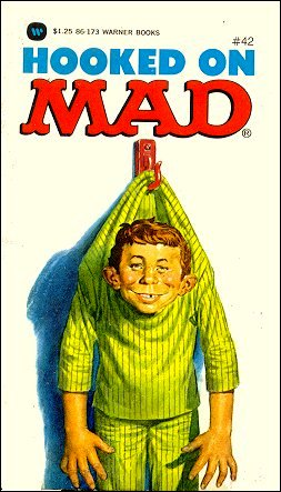 Hooked on Mad #42 • USA • 1st Edition - New York