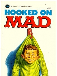 Go to Hooked on Mad #42 • USA • 1st Edition - New York