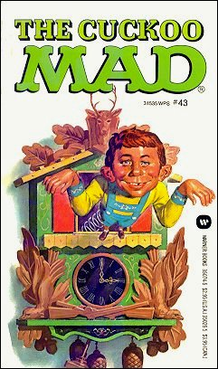 The Cuckoo Mad #43 • USA • 1st Edition - New York