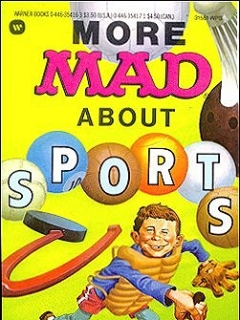 Go to More Mad About Sports • USA • 1st Edition - New York