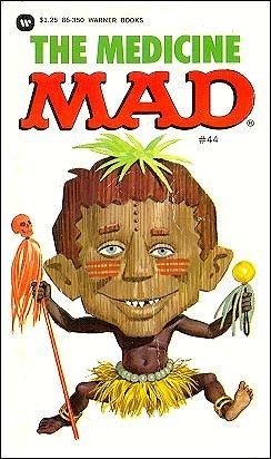 The Medicine Mad #44 • USA • 1st Edition - New York