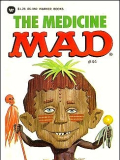 Go to The Medicine Mad #44 • USA • 1st Edition - New York
