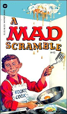 A Mad Scramble #45 • USA • 1st Edition - New York
