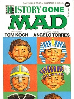 History Gone Mad • USA • 1st Edition - New York
