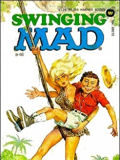 Go to Swinging Mad #46 • USA • 1st Edition - New York