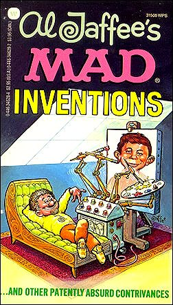Al Jaffee: Mad Inventions • USA • 1st Edition - New York