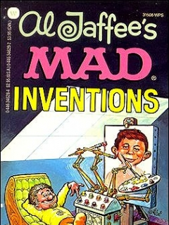 Go to Mad Inventions • USA • 1st Edition - New York