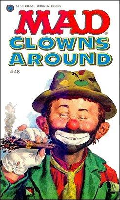 Mad Clowns Around #48 • USA • 1st Edition - New York