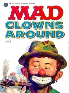 Go to Mad Clowns Around #48 • USA • 1st Edition - New York