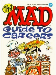 Go to The Mad Guide to Careers • USA • 1st Edition - New York