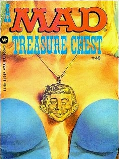 Go to A Mad Treasure Chest #49 • USA • 1st Edition - New York