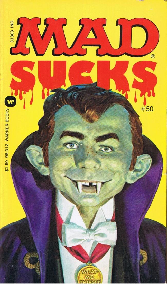 Mad Sucks #50 • USA • 1st Edition - New York