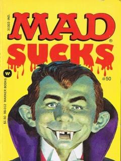 Go to Mad Sucks #50