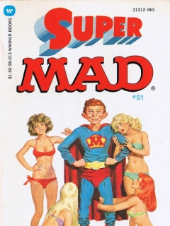 Go to Super Mad #51 • USA • 1st Edition - New York