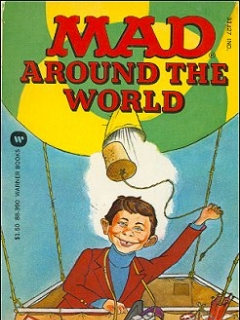 Go to Mad Around the World • USA • 1st Edition - New York