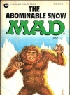 Image of The Abominable Snow Mad