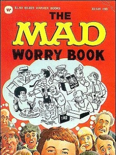 Go to The Mad Worry Book • USA • 1st Edition - New York