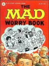 Image of The Mad Worry Book • USA • 1st Edition - New York