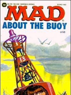 Go to Mad About the Buoy #53 • USA • 1st Edition - New York