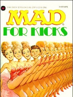 Mad for Kicks #54 • USA • 1st Edition - New York