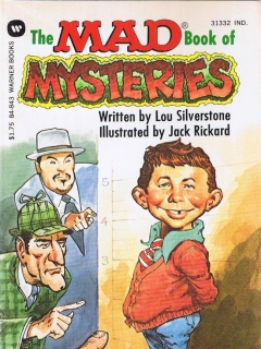 Go to The Mad Book of Mysteries • USA • 1st Edition - New York