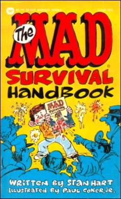The Mad Survival Handbook • USA • 1st Edition - New York