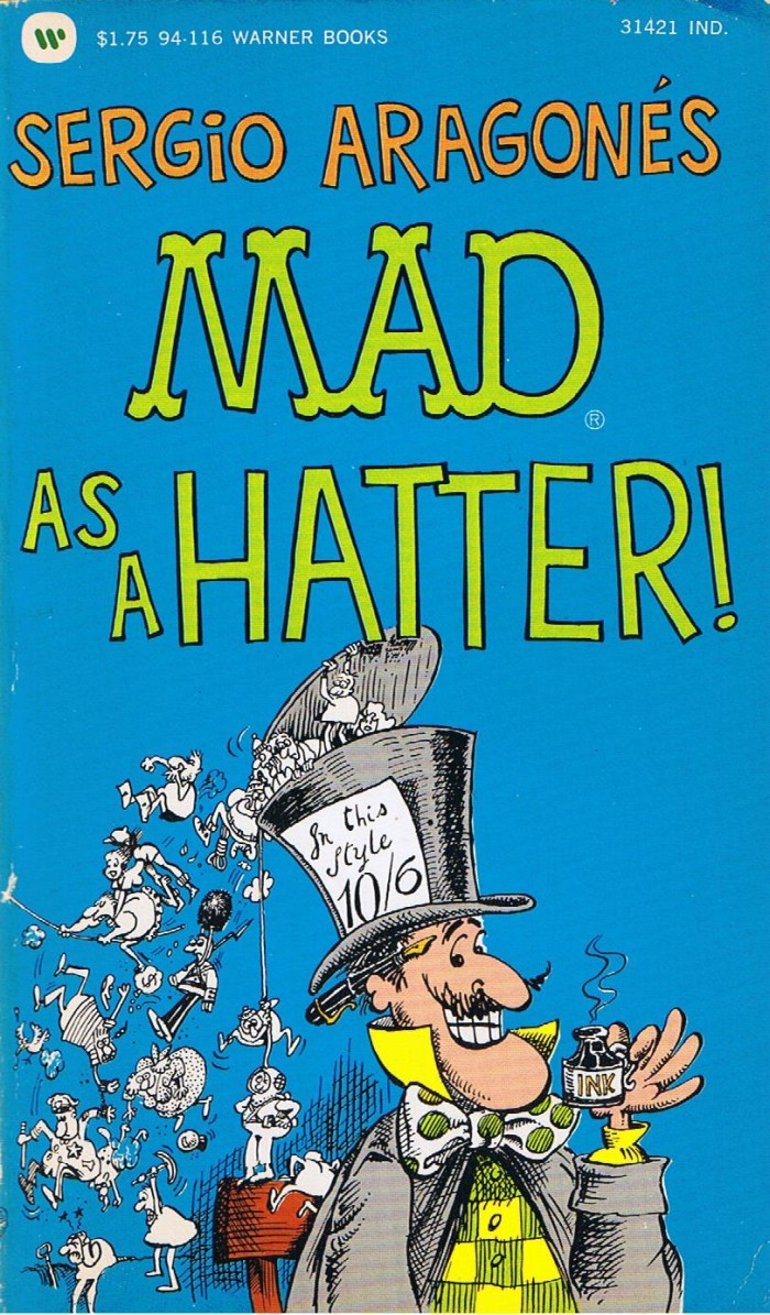 Mad as a Hatter • USA • 1st Edition - New York