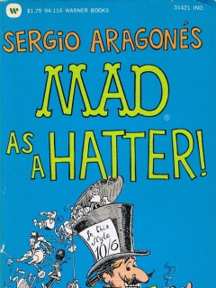 Go to Mad as a Hatter • USA • 1st Edition - New York