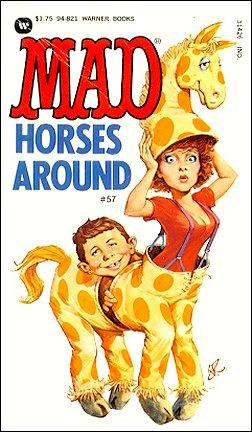 Mad Horses Around #57 • USA • 1st Edition - New York