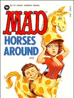 Go to Mad Horses Around #57 • USA • 1st Edition - New York