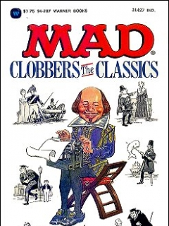 Mad Clobbers the Classics • USA • 1st Edition - New York