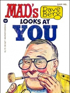 Dave Berg looks at You • USA • 1st Edition - New York