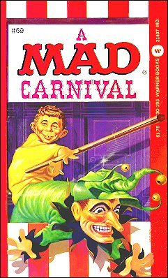 A Carnival Mad #59 • USA • 1st Edition - New York
