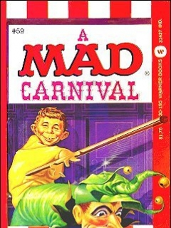 Go to A Carnival Mad #59 • USA • 1st Edition - New York