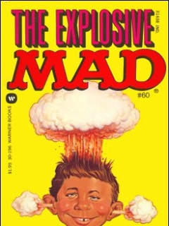 Go to The Explosive Mad #60 • USA • 1st Edition - New York