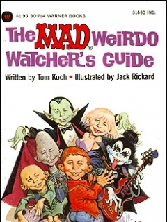 Go to The Mad Weirdo Watchers Guide • USA • 1st Edition - New York
