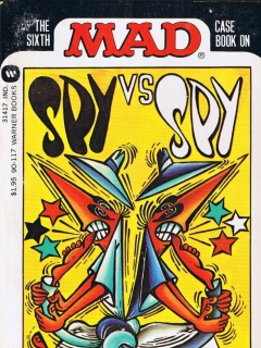 Go to The Sixth Mad Case Book on Spy vs Spy