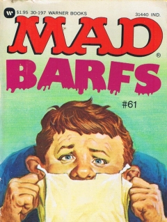 Go to Mad Barfs #61 • USA • 1st Edition - New York