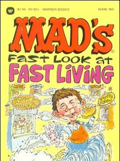 Go to Mads Fast Look at Fast Living • USA • 1st Edition - New York