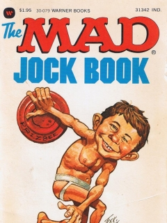 Go to The Mad Jock Book • USA • 1st Edition - New York