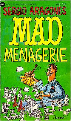 Mad Menagerie • USA • 1st Edition - New York