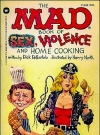 Image of Dick DeBartolo: The Mad Book of Sex, Violence, and Home Cooking