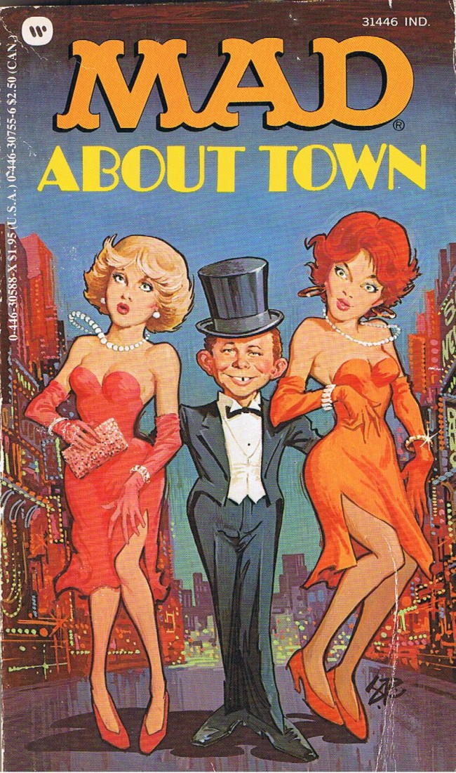 Mad About Town #63 • USA • 1st Edition - New York