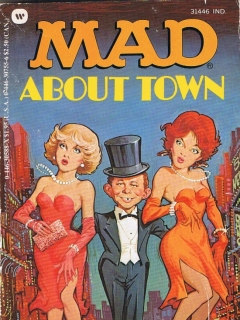 Go to Mad About Town #63 • USA • 1st Edition - New York