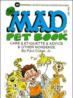 Go to The Mad Pet Book • USA • 1st Edition - New York