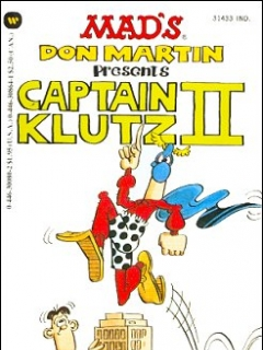 Go to Captain Klutz II • USA • 1st Edition - New York