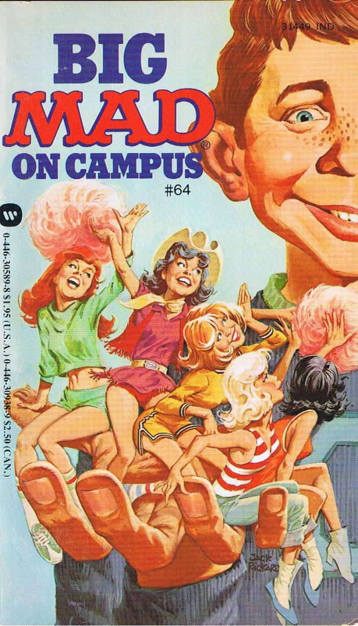 Big Mad on Campus #64 • USA • 1st Edition - New York
