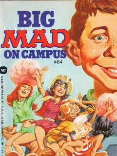 Go to Big Mad on Campus #64 • USA • 1st Edition - New York